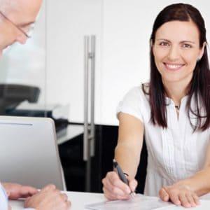 Estudiar curso recepcionista clínica dental y atención al cliente