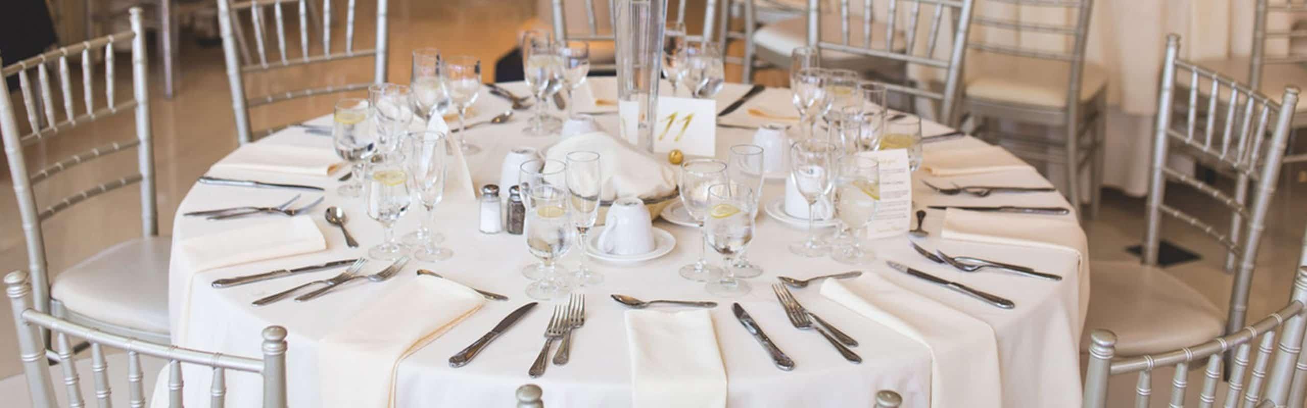 Conoce el menú de boda y todo lo que debes tener en cuenta